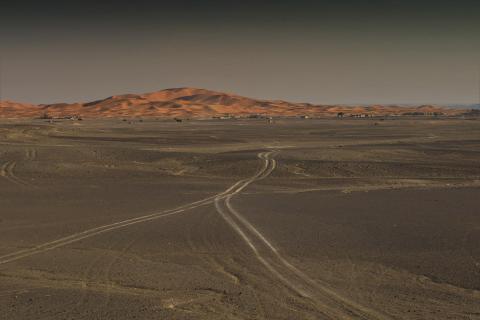 von Wüste zu Wüste