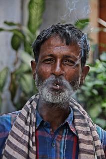Rikscha Driver