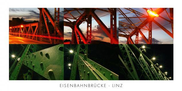 Brücken-Collage