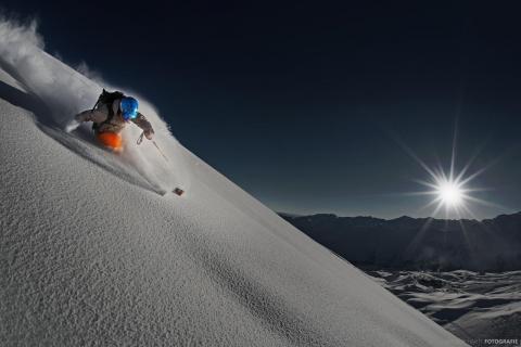 Ski in Heaven