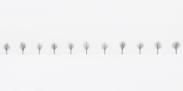 Winterminimalismus