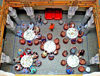 Restaurant in Fes