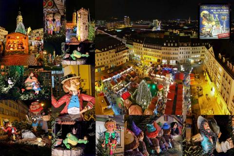 Märchenmarkt Gera 2015