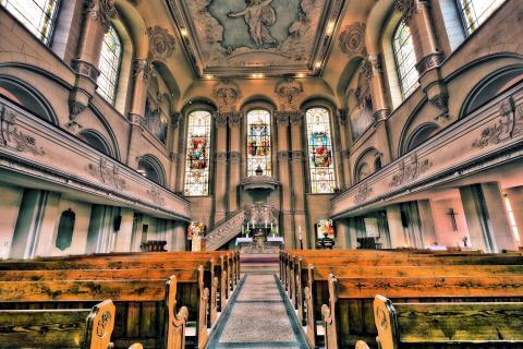 St. Salvatorkirche Gera
