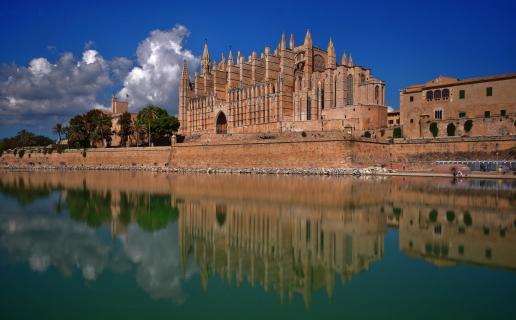 Kathedrale Palma de Mallorca im