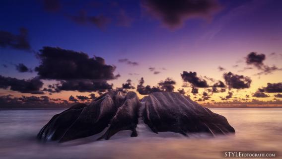 Seychelles Rock