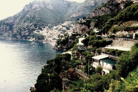Amalfiküste HDR