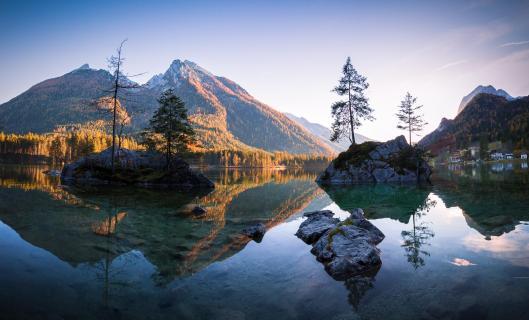 Hintersee -Berchtesgaden