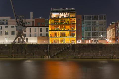 Düsseldorf Medienhafen 13