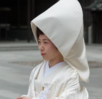 Hochzeit in Japan