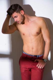 Hungarian Male Model