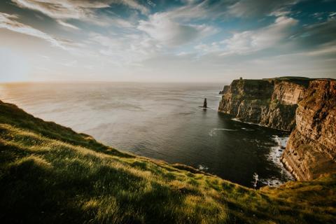 Cliffs of Moher - Sunset