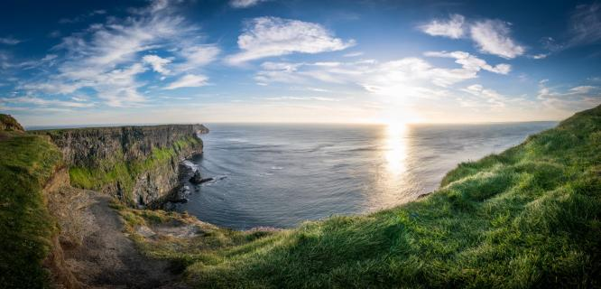 Cliffs of Moher - Panorama