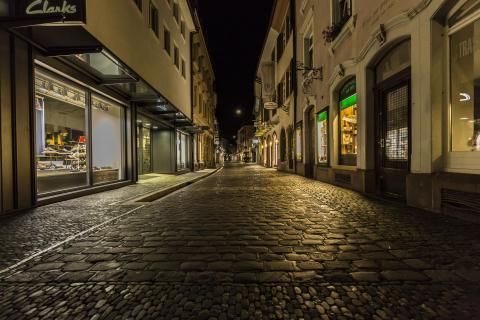 Freiburg Innenstadt
