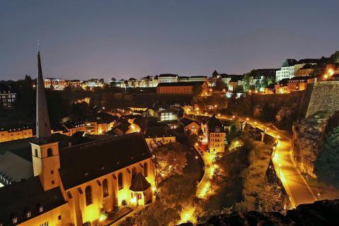 Altstadt Luxemburg