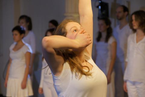 Tanztheater Duisburg: stummes Entsetzen