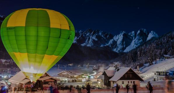 Nacht der Ballone (Gosau)