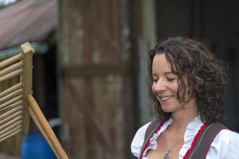Die Landfrau