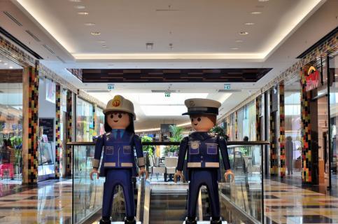 Playmobil-Polizei