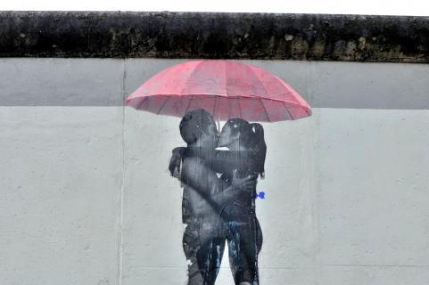 Mauerkunst - Love