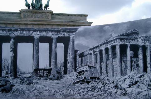 Berlin Kunst 1945