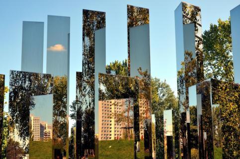 Spiegelsäulen