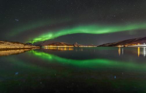 Polarlicht Nussknacker
