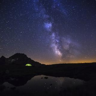 Sternen - Zelt