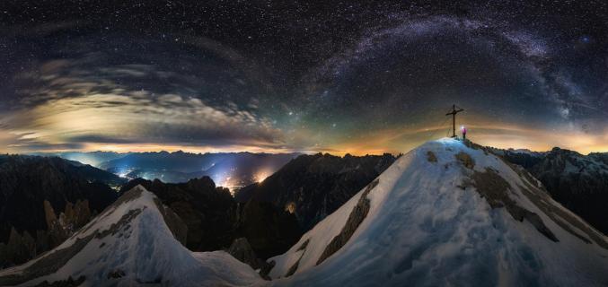 Südtiroler Nacht