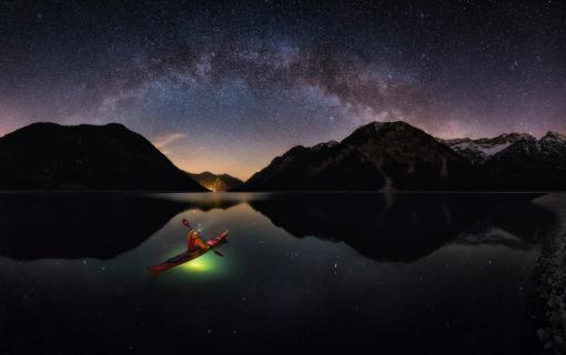 Sternenpaddler