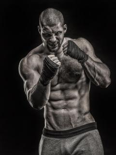 Fitnessportrait