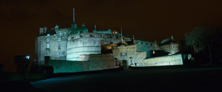Edinburgh @night 3