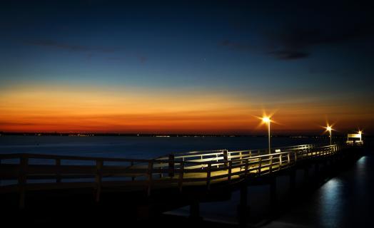 Timmendorfer Sunset