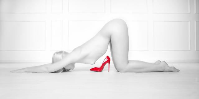 Der rote_Schuh
