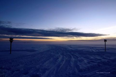 Streets on Ice