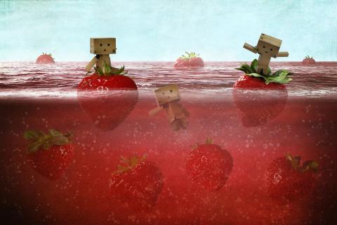 Strawbeerysoup
