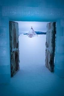 Door to Lapland