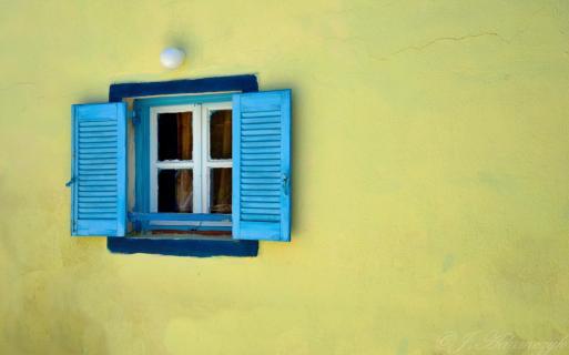 Das griechische Fenster