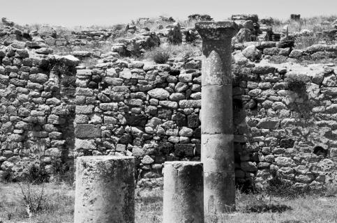 Antike Ruinen