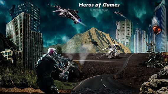 Heros of Games