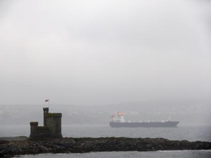 Tower of Refuge vor Douglas auf der Isle of Man
