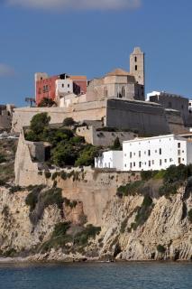 Burgberg von Ibiza