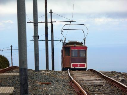Snaefell-Tram