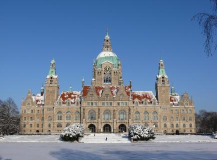 Neues Rathaus von Hannover