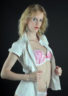 Sexy Porträt