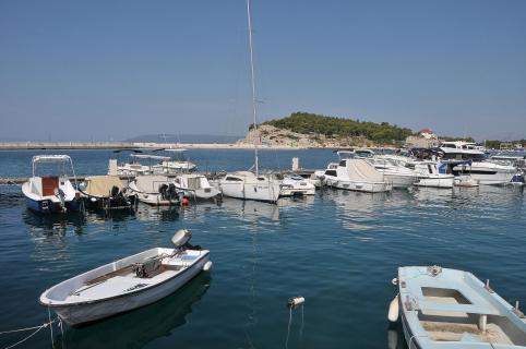 Hafenbucht von Makarskar