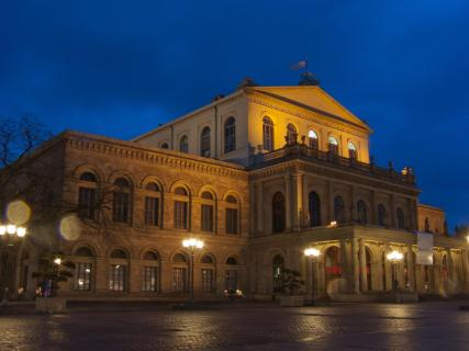 Opernhaus in Hannover