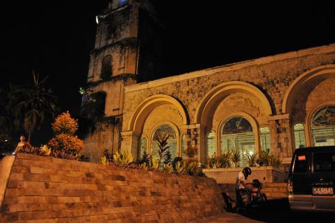 Kathedrale von Tagbilaran City