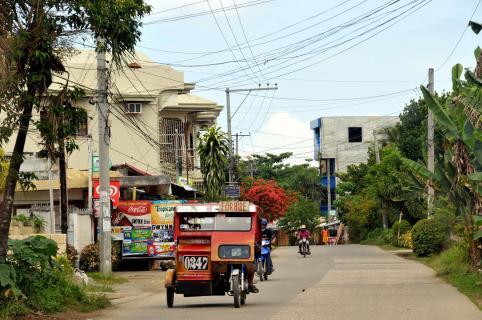 Triciycleverkehr