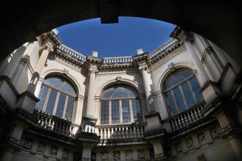 Rathaus in Heraklion